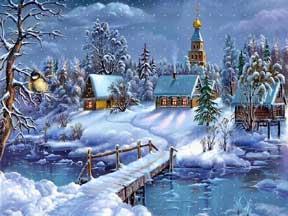Красивый рисунок красота зимы (20)