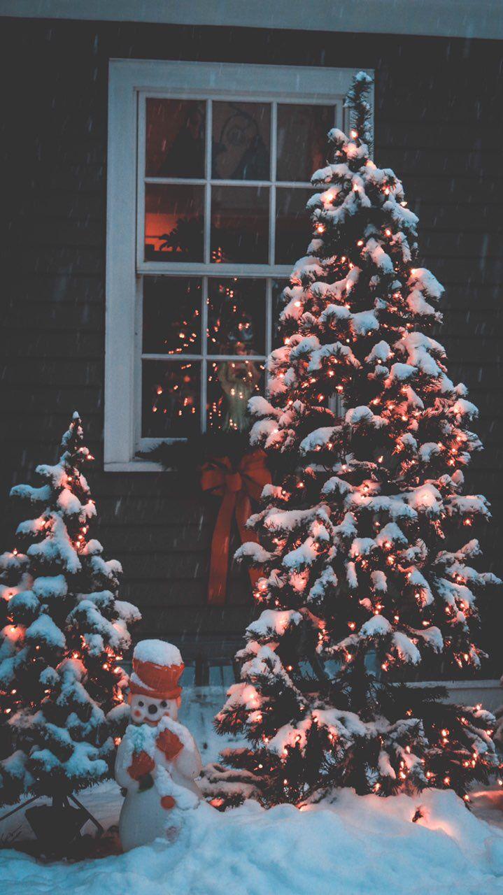 Лучшие заставки зимы на телефон (24)