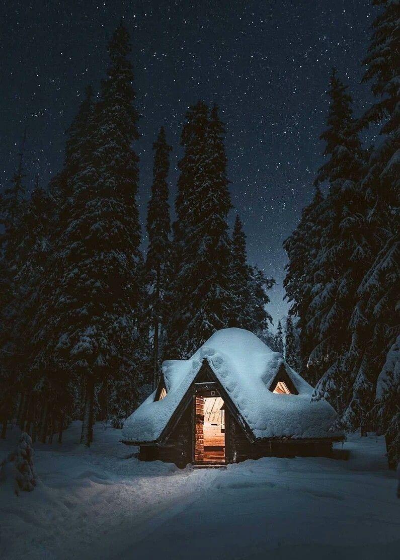 Лучшие картинки зимы на телефон (10)