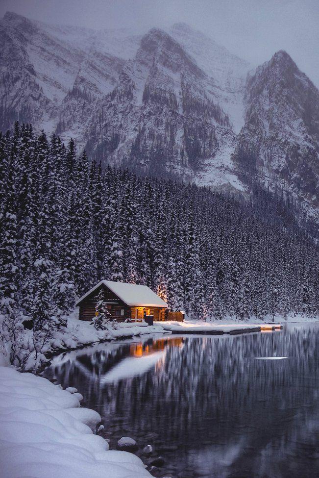 Лучшие картинки зимы на телефон (11)
