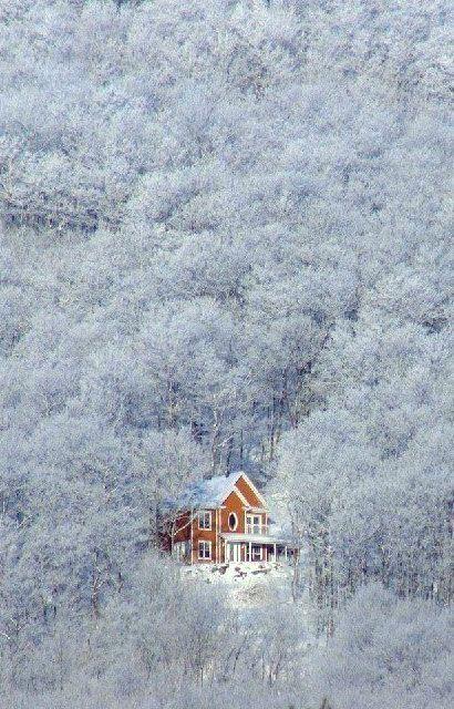 Лучшие картинки зимы на телефон (19)
