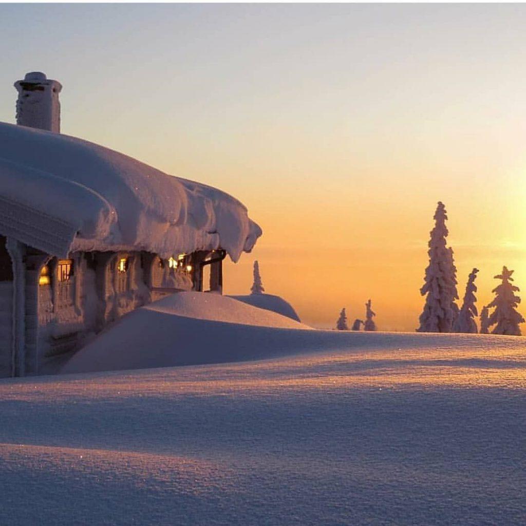 Лучшие картинки зимы на телефон (22)