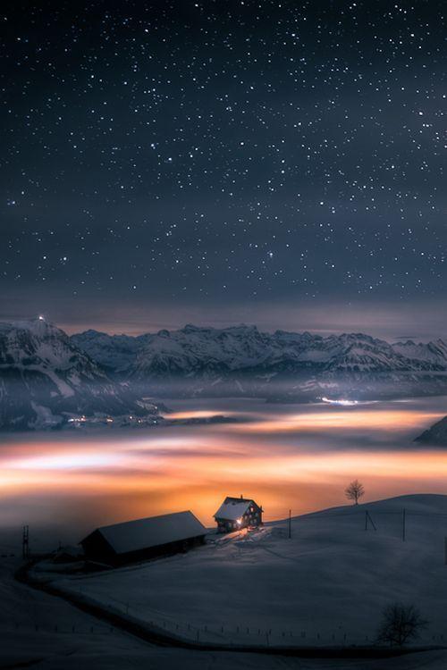 Лучшие картинки зимы на телефон (25)