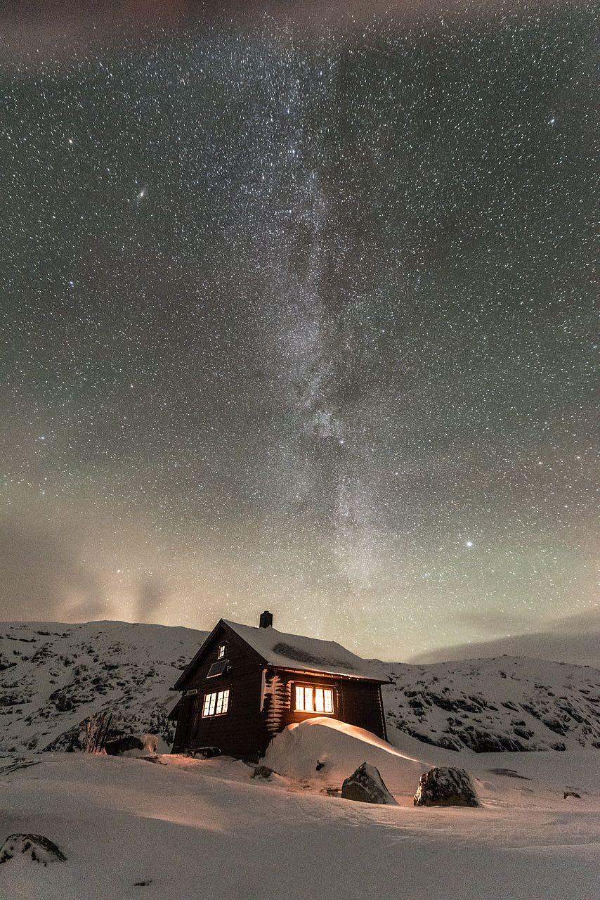Лучшие картинки зимы на телефон (8)