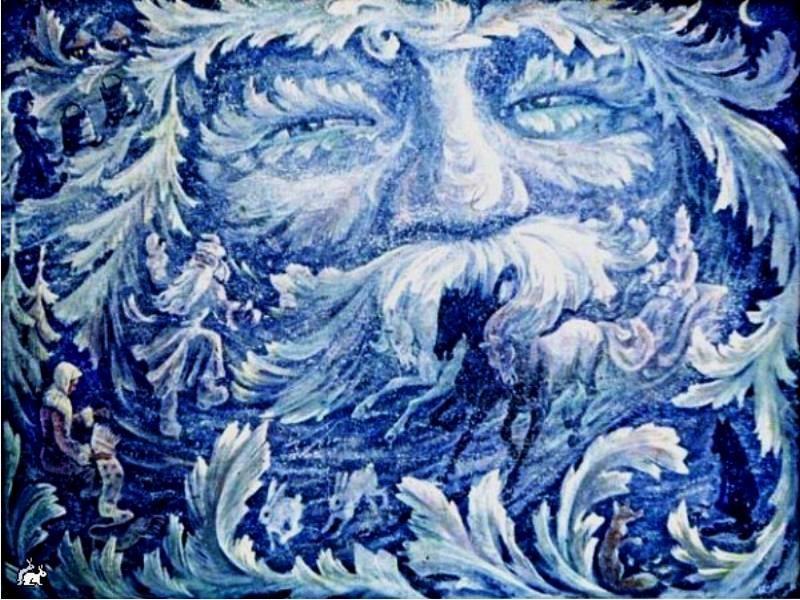 Матрена Зимняя фото и картинки на праздник (18)
