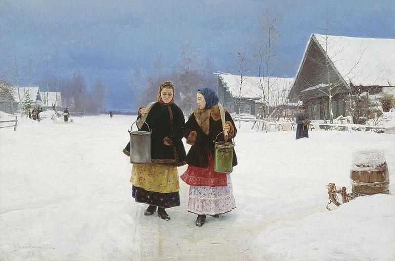 Матрена Зимняя фото и картинки на праздник (3)