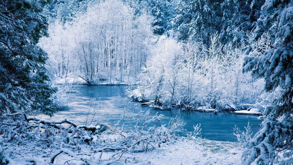 Обои начало зимы на рабочий стол (10)