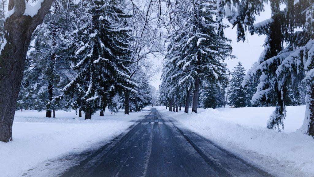 Обои начало зимы на рабочий стол (13)