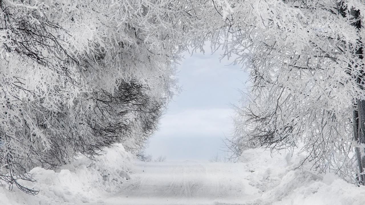 Обои начало зимы на рабочий стол (16)