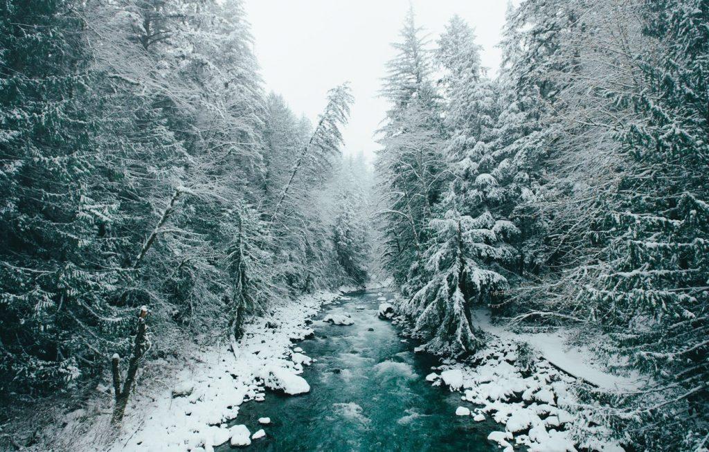 Обои начало зимы на рабочий стол (18)