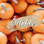 Осень обои на Айфон красивые