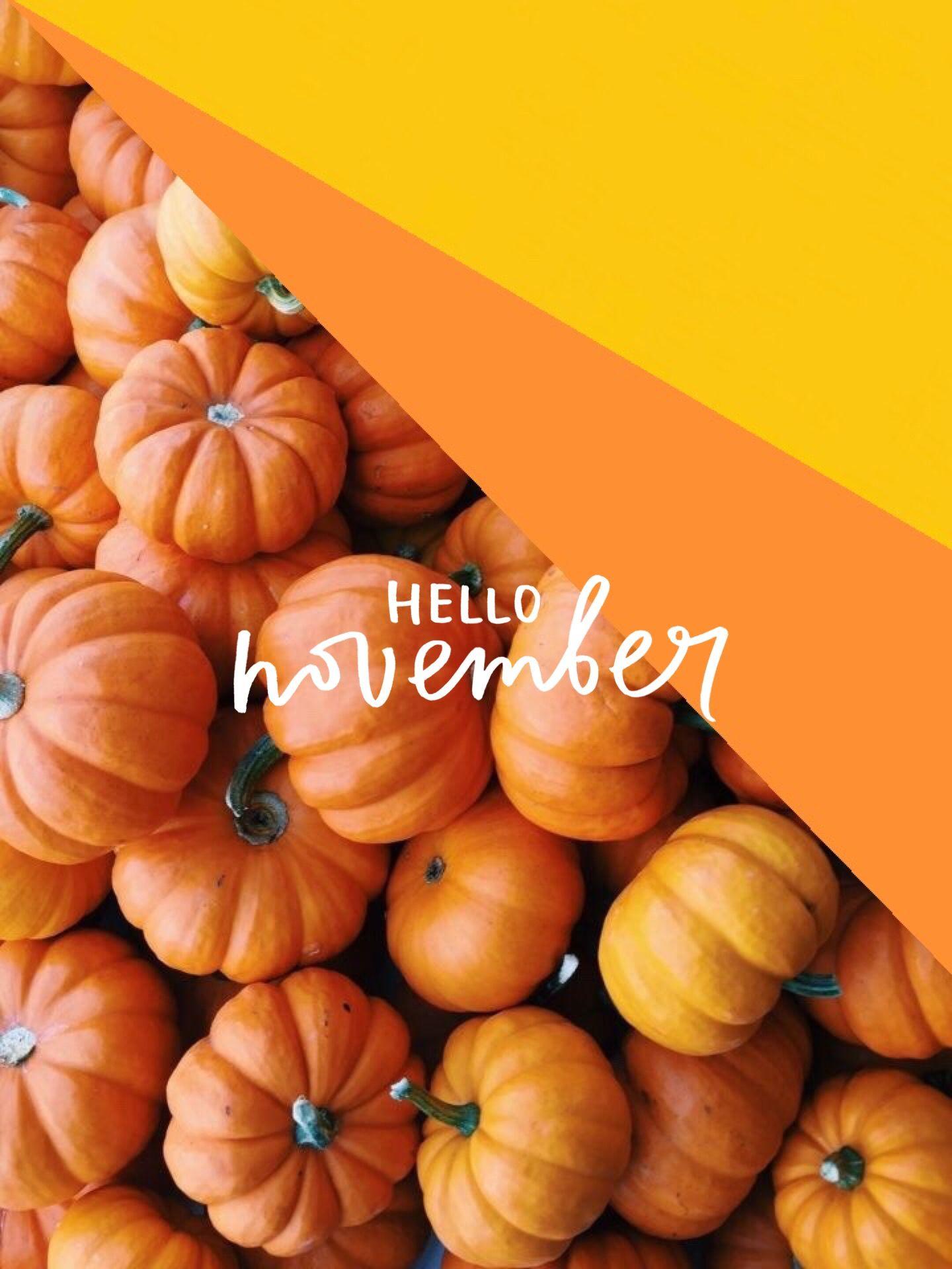 Осень обои на Айфон красивые (5)