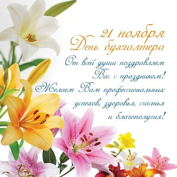 Открытки на День бухгалтера в России (18)