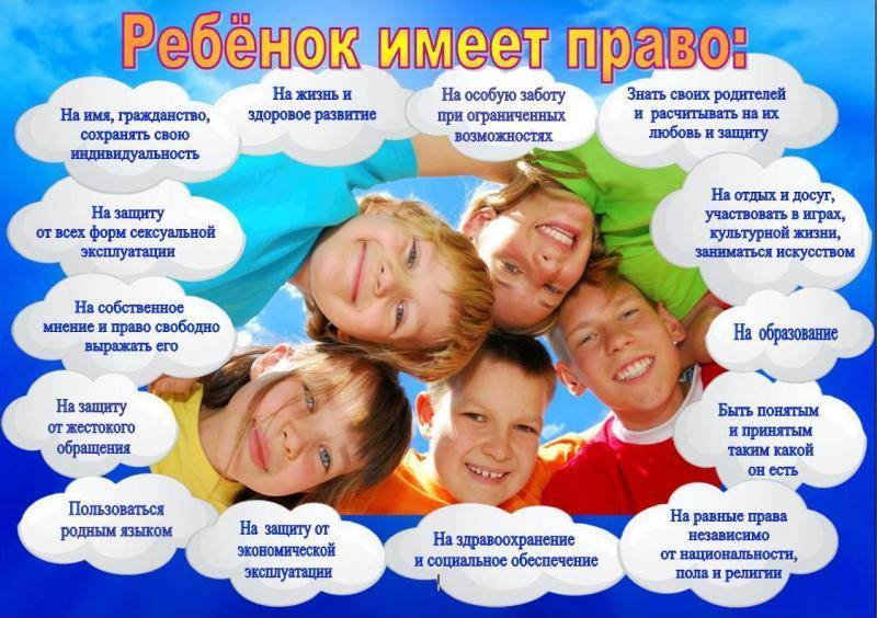 Открытки на праздник Всемирный день ребенка (11)