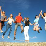Поздравления в картинках на Всемирный день молодежи