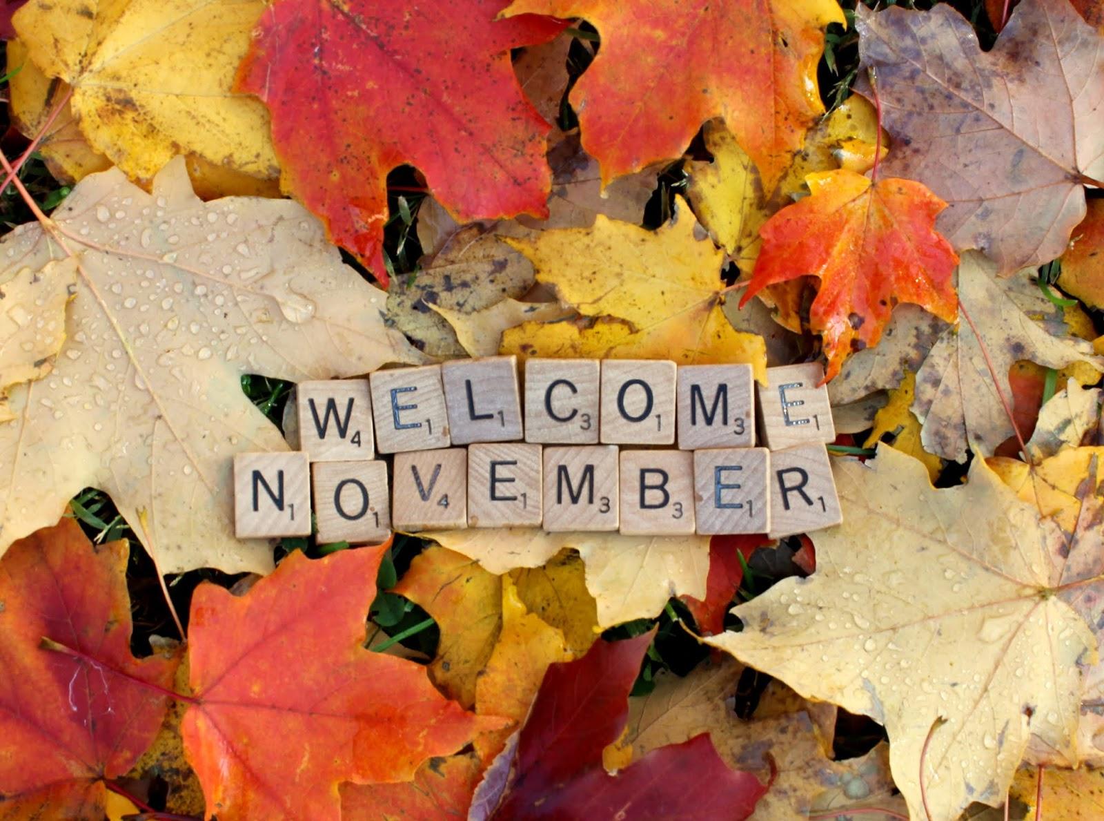 Привет ноябрь картинки (13)