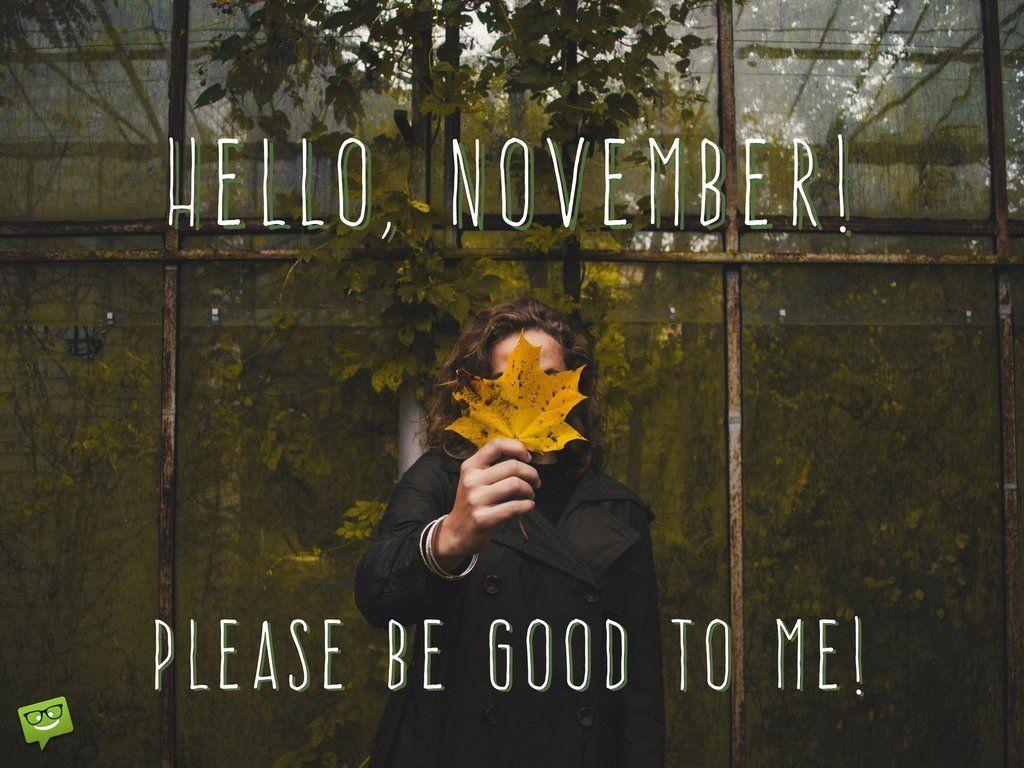 Привет ноябрь картинки (5)