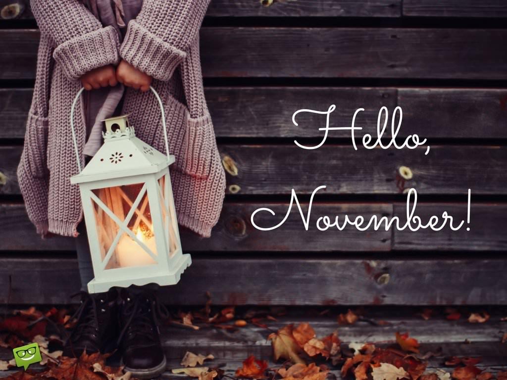 Привет ноябрь картинки (9)