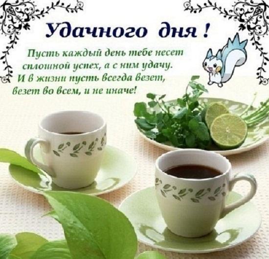 Прикольные открытки с пожеланием доброго утра009