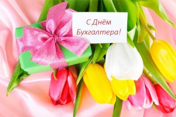 С днем бухгалтера в России открытки красивые - подборка (23)