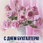 С днем бухгалтера в России открытки красивые — подборка