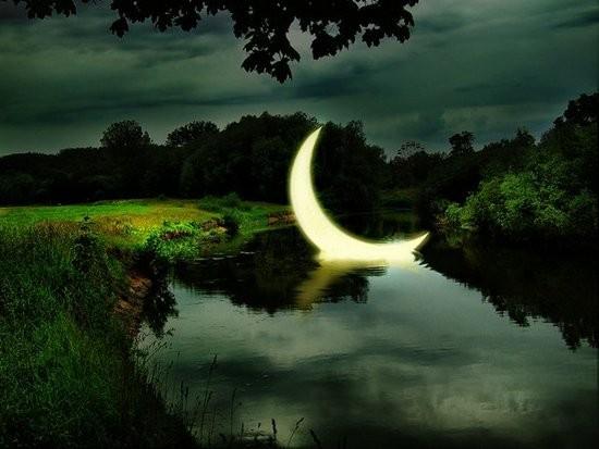 Удивительные картинки осень спокойной ночи (14)