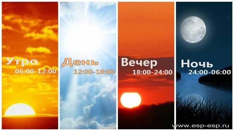 Утро и день картинки014