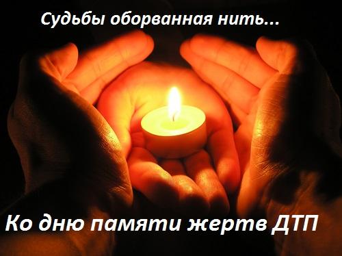 Фото на всемирный день памяти жертв дорожно-транспортных происшествий (10)
