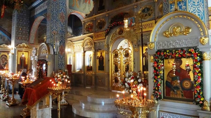 Фото на праздник Скорбящая Божья Мать, Светец (2)
