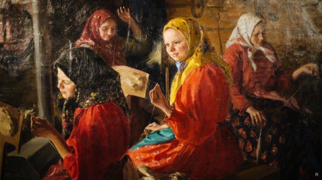 Фото на праздник Скорбящая Божья Мать, Светец (3)
