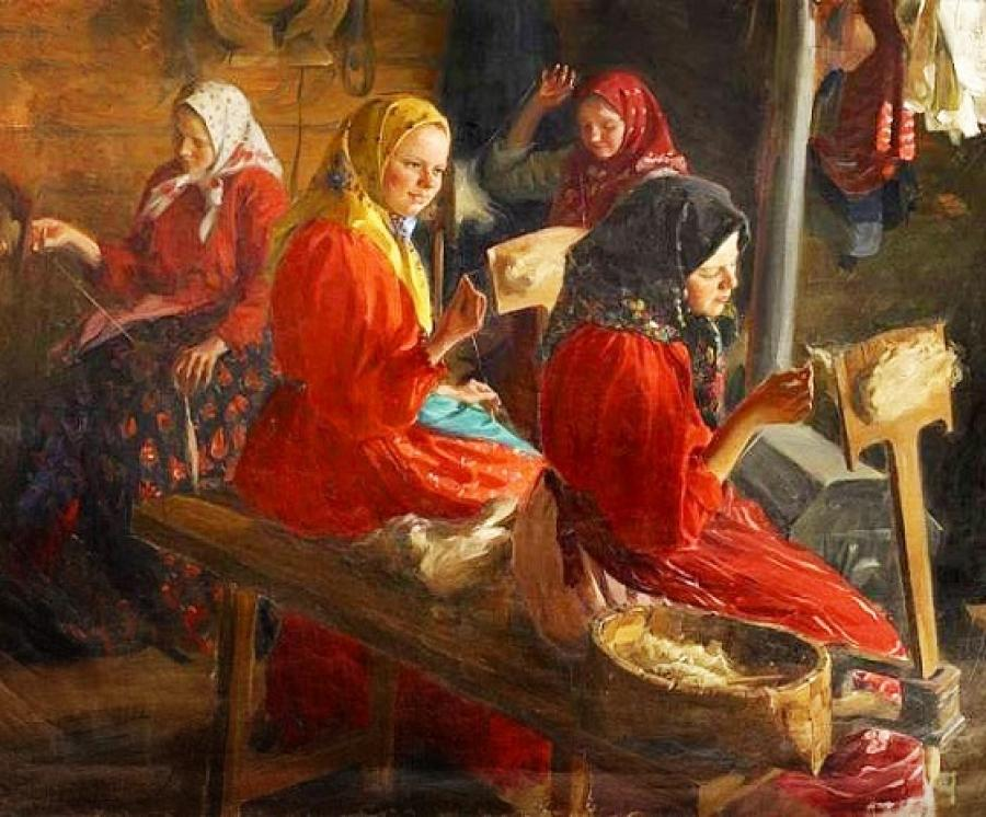 Фото на праздник Скорбящая Божья Мать, Светец (4)