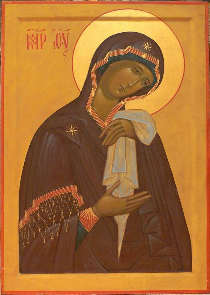 Фото на праздник Скорбящая Божья Мать, Светец (8)