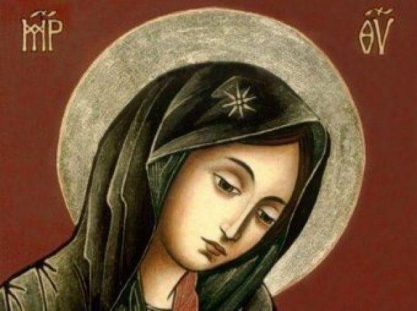 Фото на праздник Скорбящая Божья Мать, Светец (9)