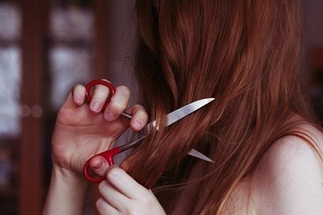 Фото рыжих девушек со спины на аву007