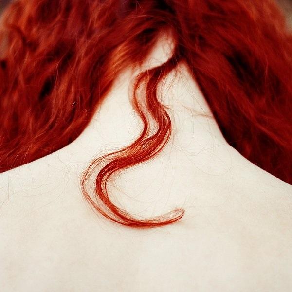 Фото рыжих девушек со спины на аву017