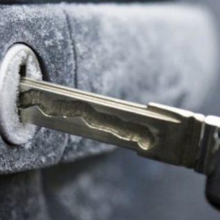 Как открыть замерзший замок автомобиля   советы бывалых водителей 2
