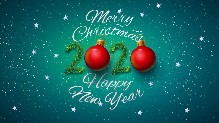 Красивые картинки С Рождеством 2020 - милая подборка (17)