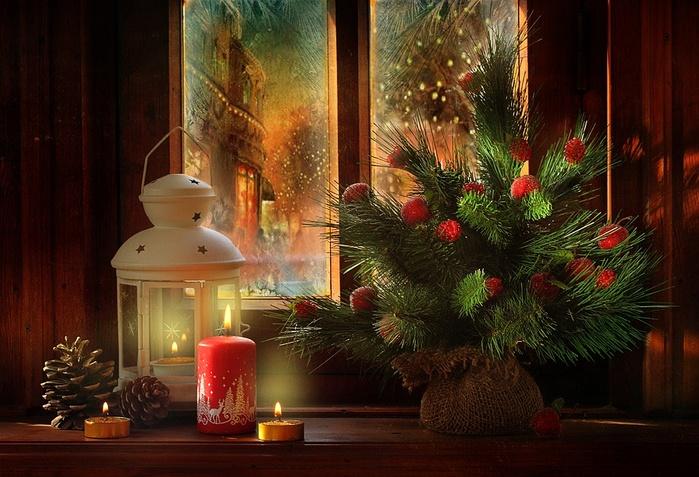 Красивые картинки С Рождеством 2020 - милая подборка (19)