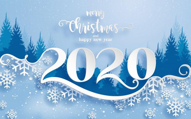 Красивые картинки С Рождеством 2020 - милая подборка (6)