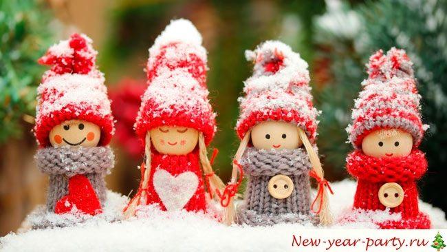 Красивые картинки для новогоднего настроения (11)