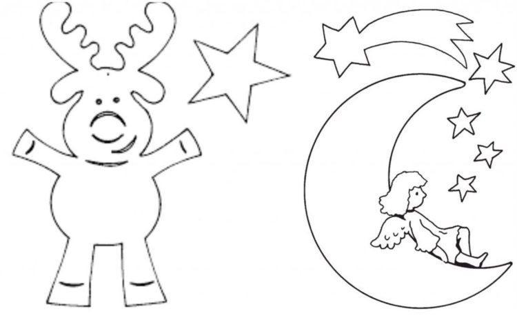 Красивые картинки про Новый год крысы 2020 для срисовки (23)