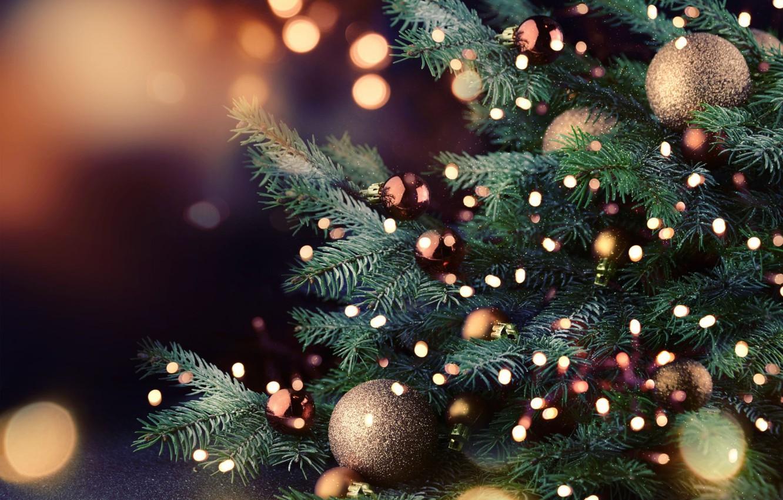 Лучшие обои для рабочего стола на новогоднюю тематику (10)