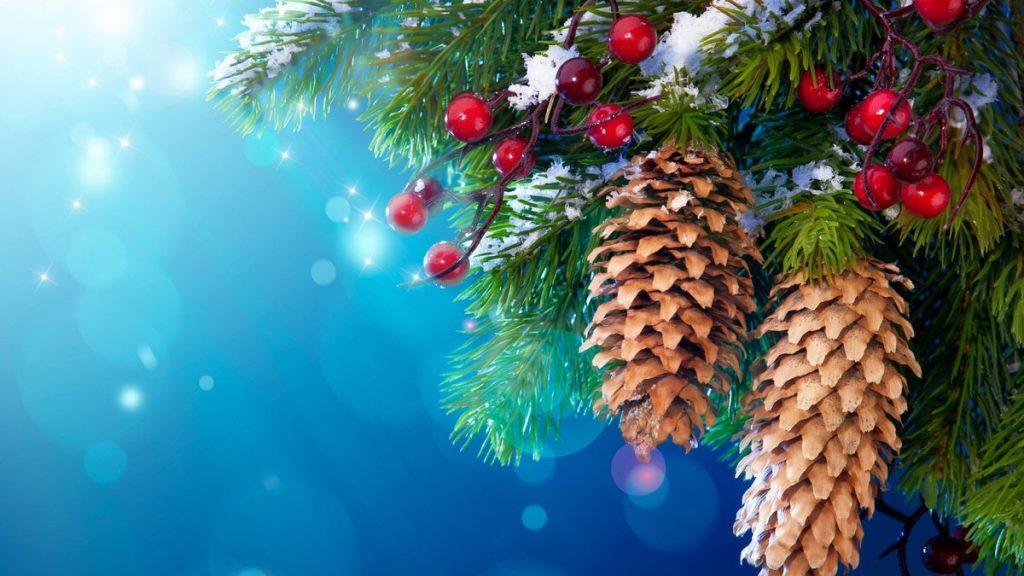 Лучшие обои для рабочего стола на новогоднюю тематику (12)