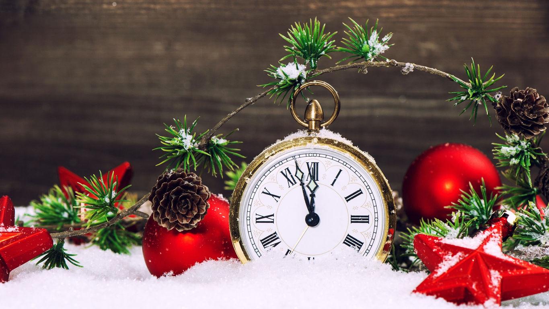 Лучшие обои для рабочего стола на новогоднюю тематику (14)