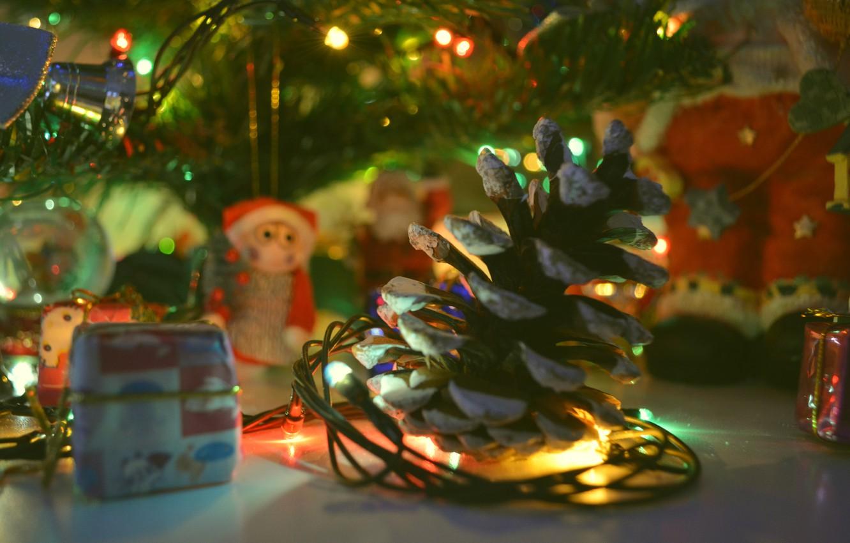 Лучшие обои для рабочего стола на новогоднюю тематику (15)