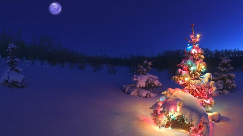 Лучшие обои для рабочего стола на новогоднюю тематику (16)