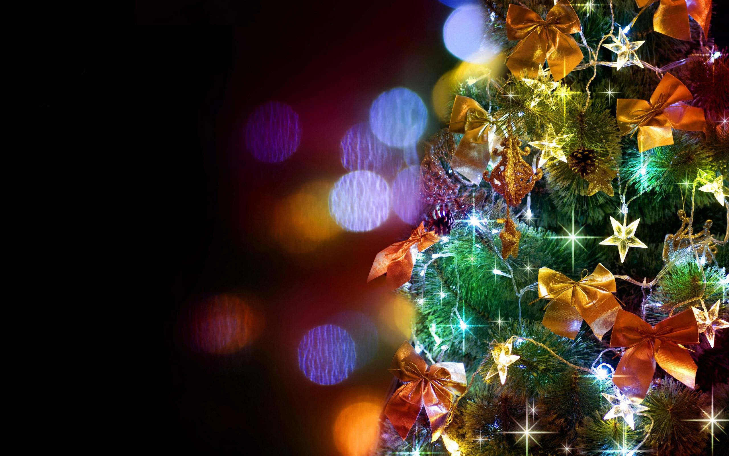 Лучшие обои для рабочего стола на новогоднюю тематику (17)