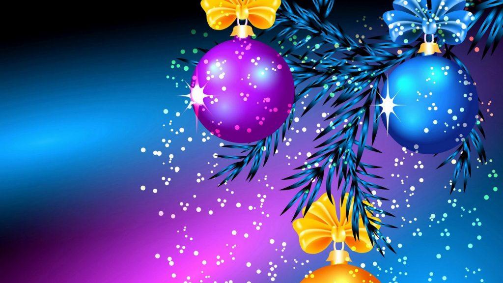Лучшие обои для рабочего стола на новогоднюю тематику (18)