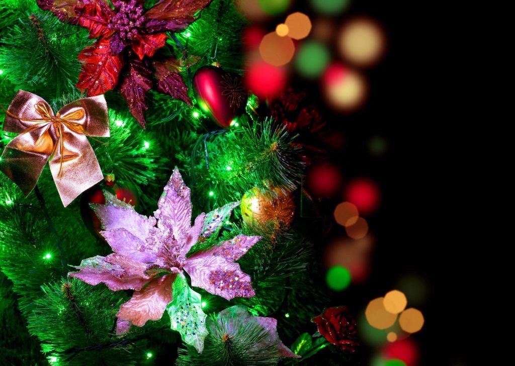 Лучшие обои для рабочего стола на новогоднюю тематику (20)