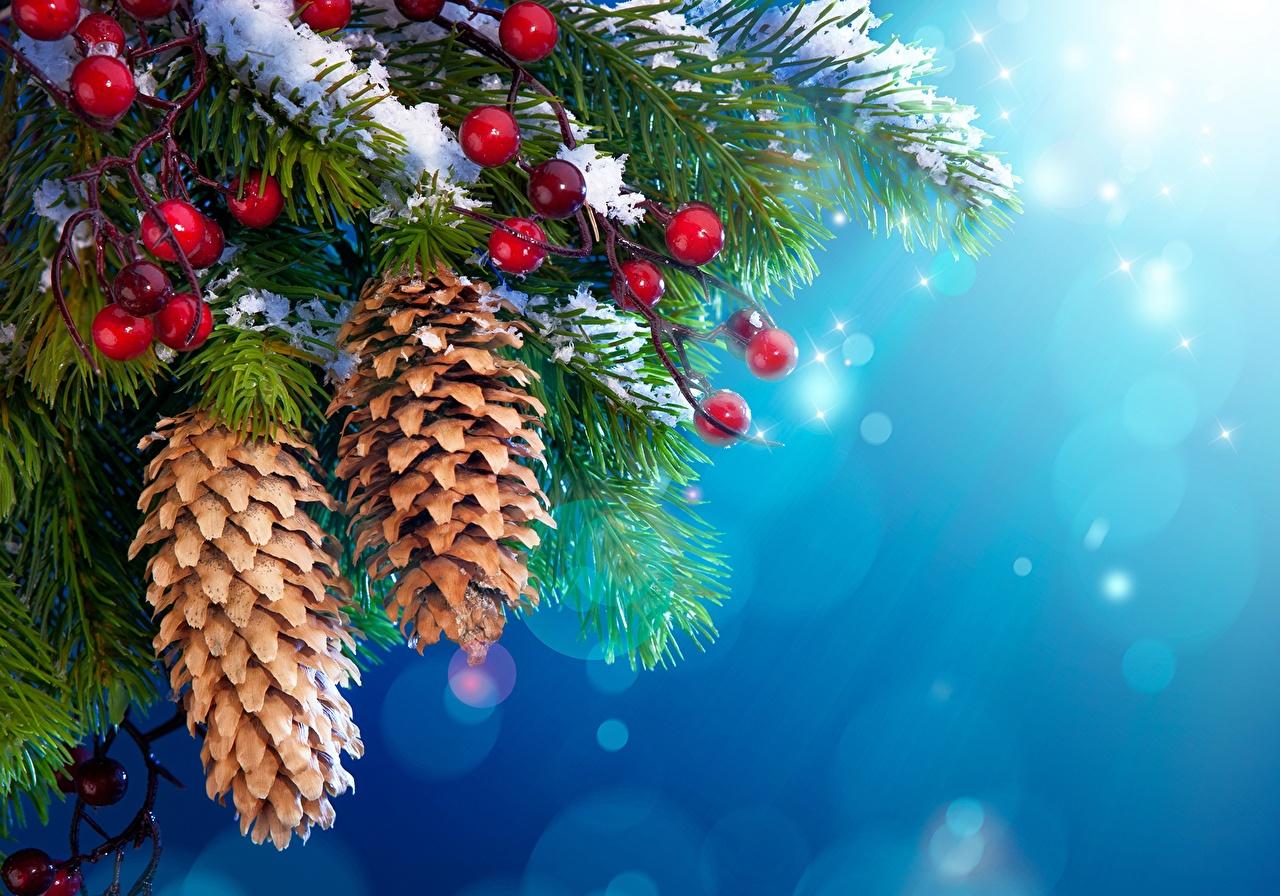 Лучшие обои для рабочего стола на новогоднюю тематику (5)
